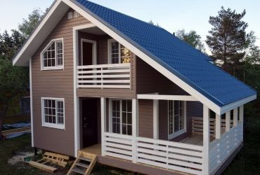Строительство домов на продажу
